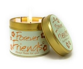Lily Flame  Forever Friends Scented Candle